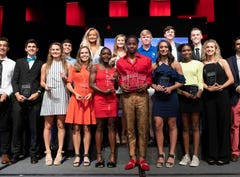The Greenville News Upstate Sports Awards honors local coaches and athletes
