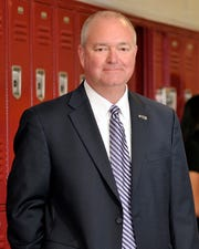 Chuck Saylors, District 20 trustee and chairman of the Greenville County School Board.