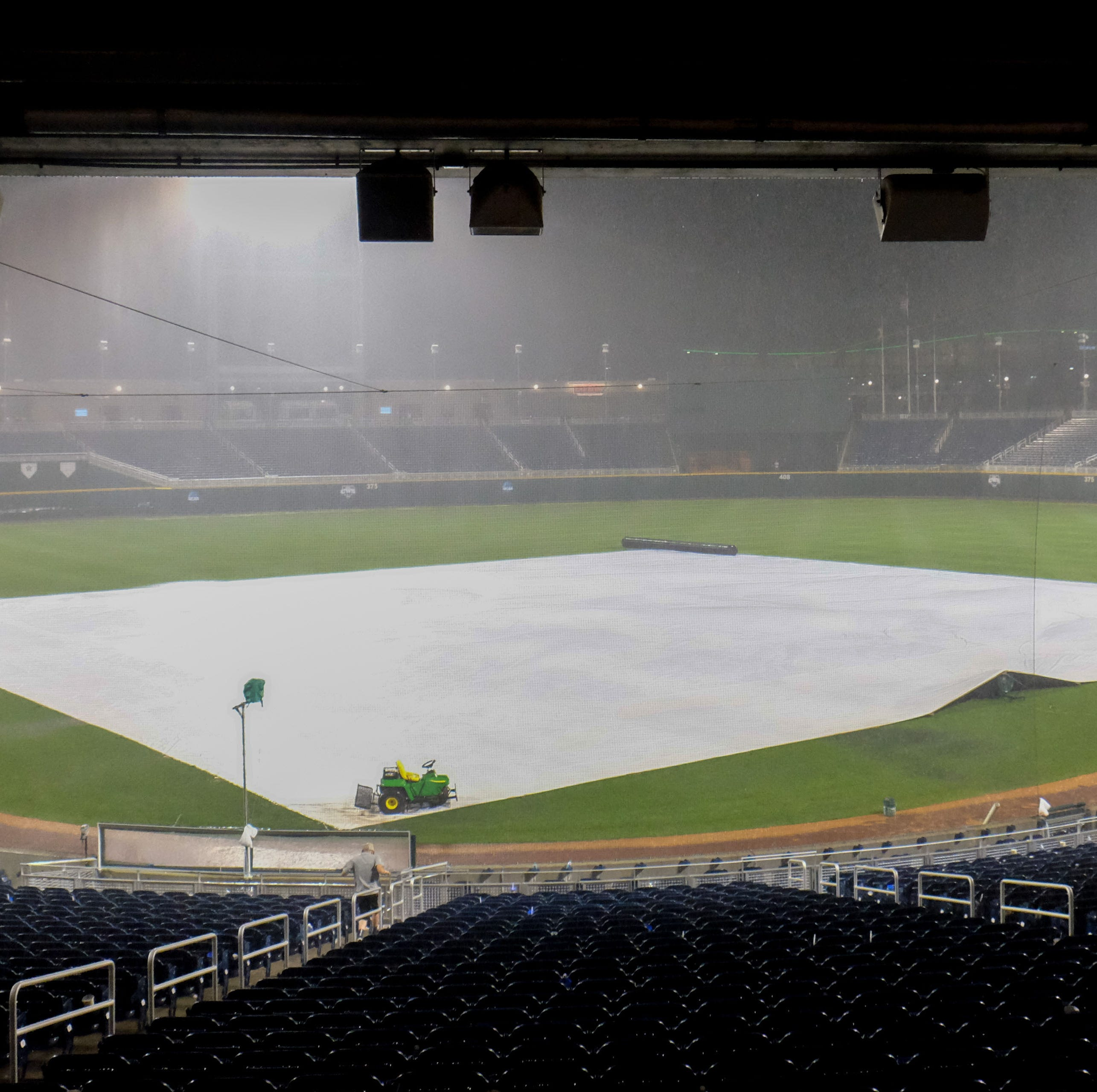 Iowa's Big Ten Tournament game against Nebraska postponed until Friday