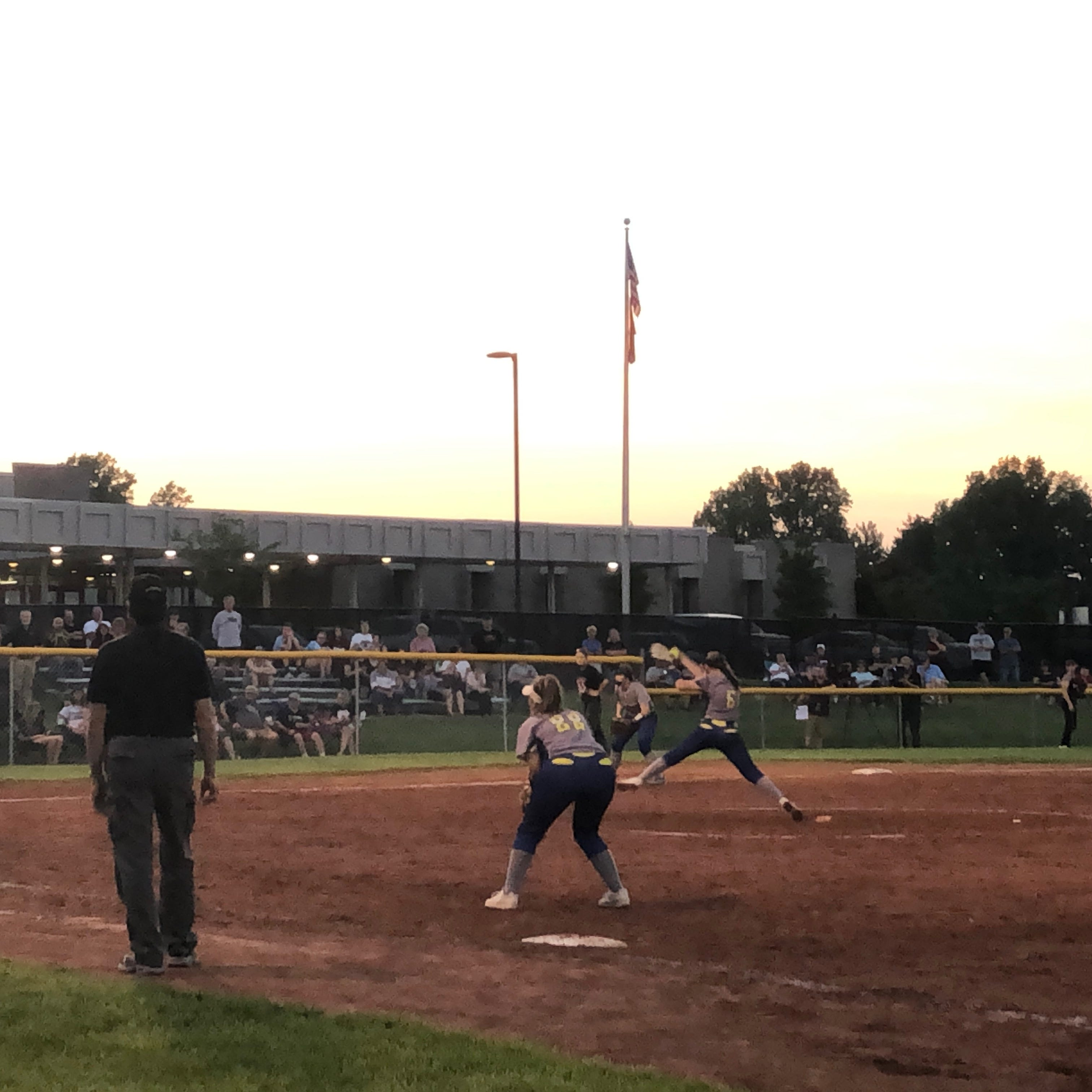 Brown County's Emma Summers is the best pitcher in Indiana you've never heard of