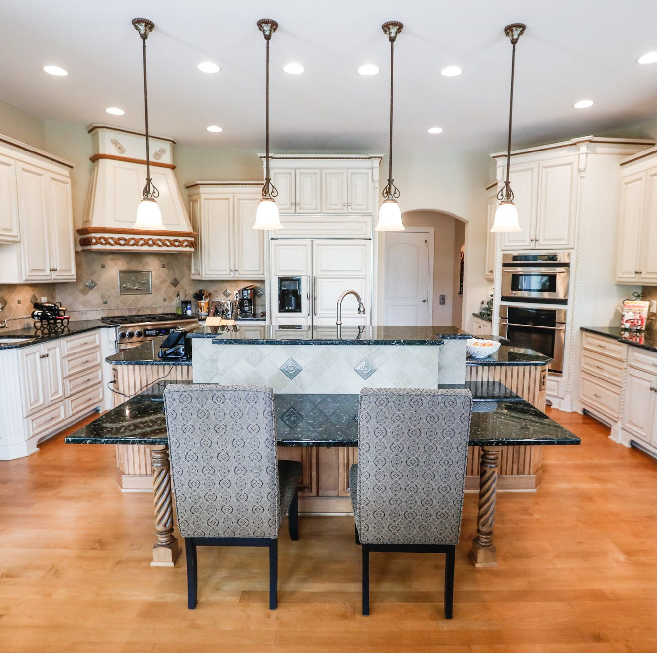 Hot Property: The kitchen in this spacious $899K Bargersville ranch was made for entertaining