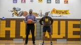 Porchia Green and DeAndre Brock helm the basketball programs at Howe High School and hunt for wins.