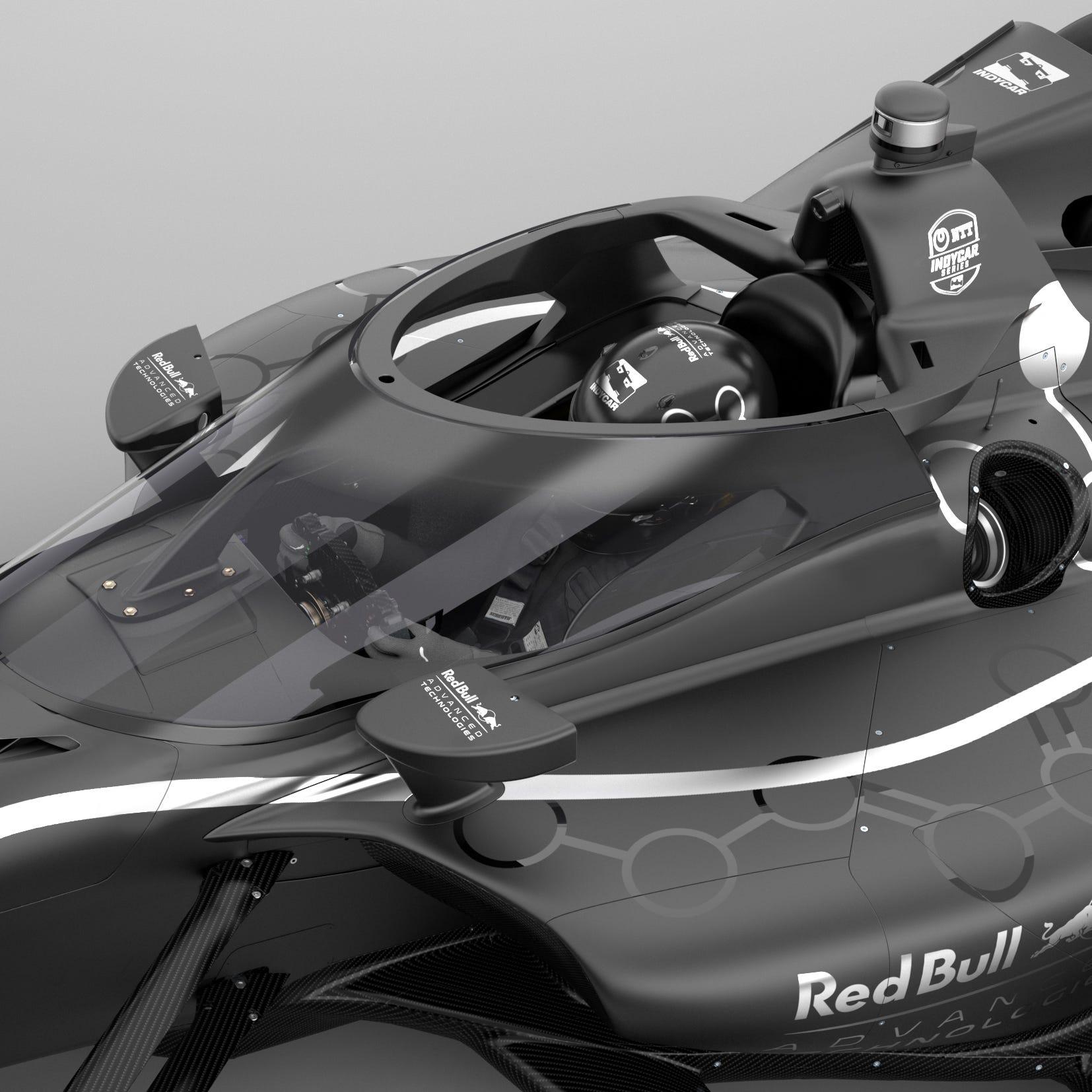 IndyCar, Red Bull unveil aeroscreen for 2020 season