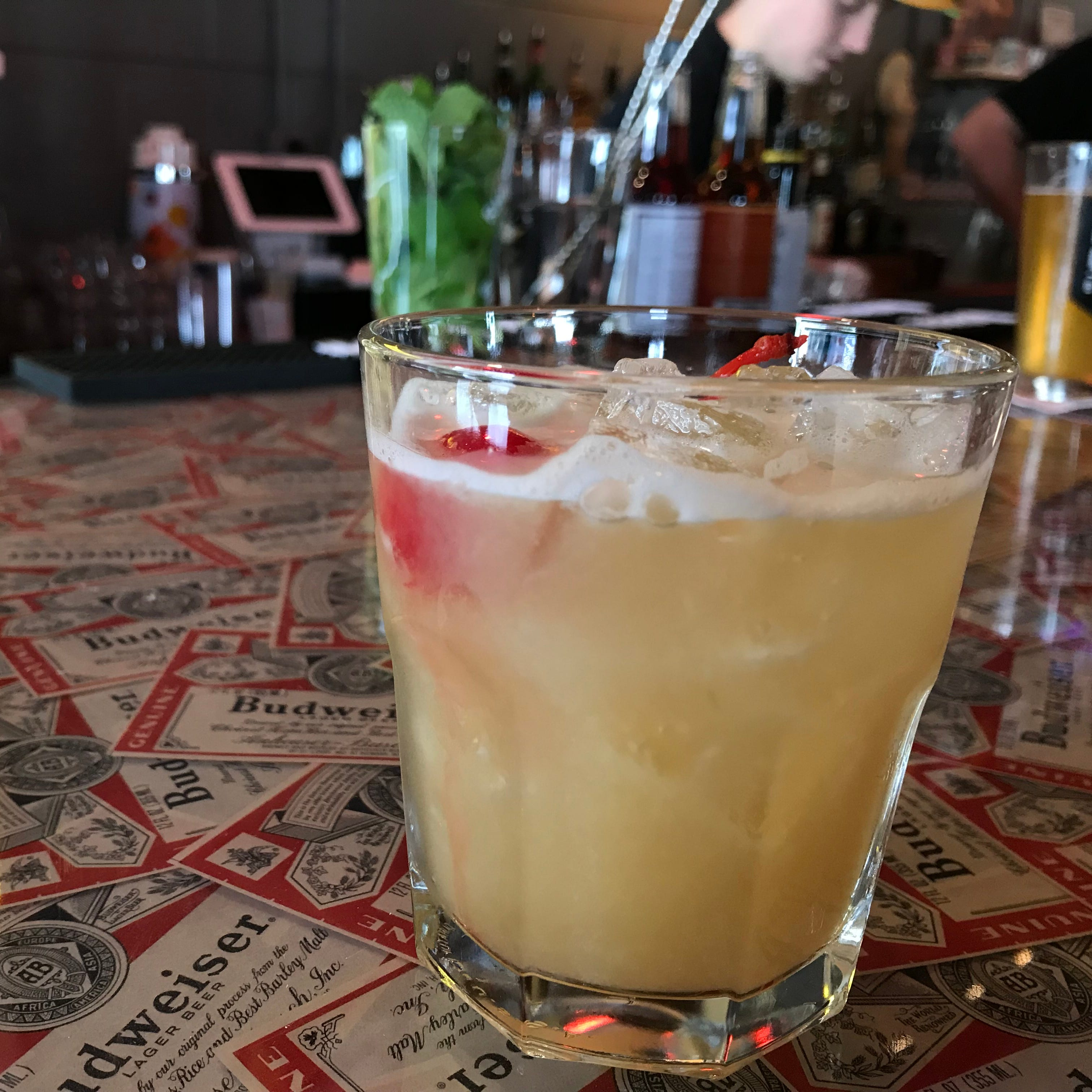 Every specialty cocktail at this new south-side bar is just $6. SIX DOLLARS!