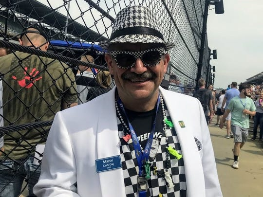 "Alfonso Ramirez, ""Mayor Carb Day 2019."""