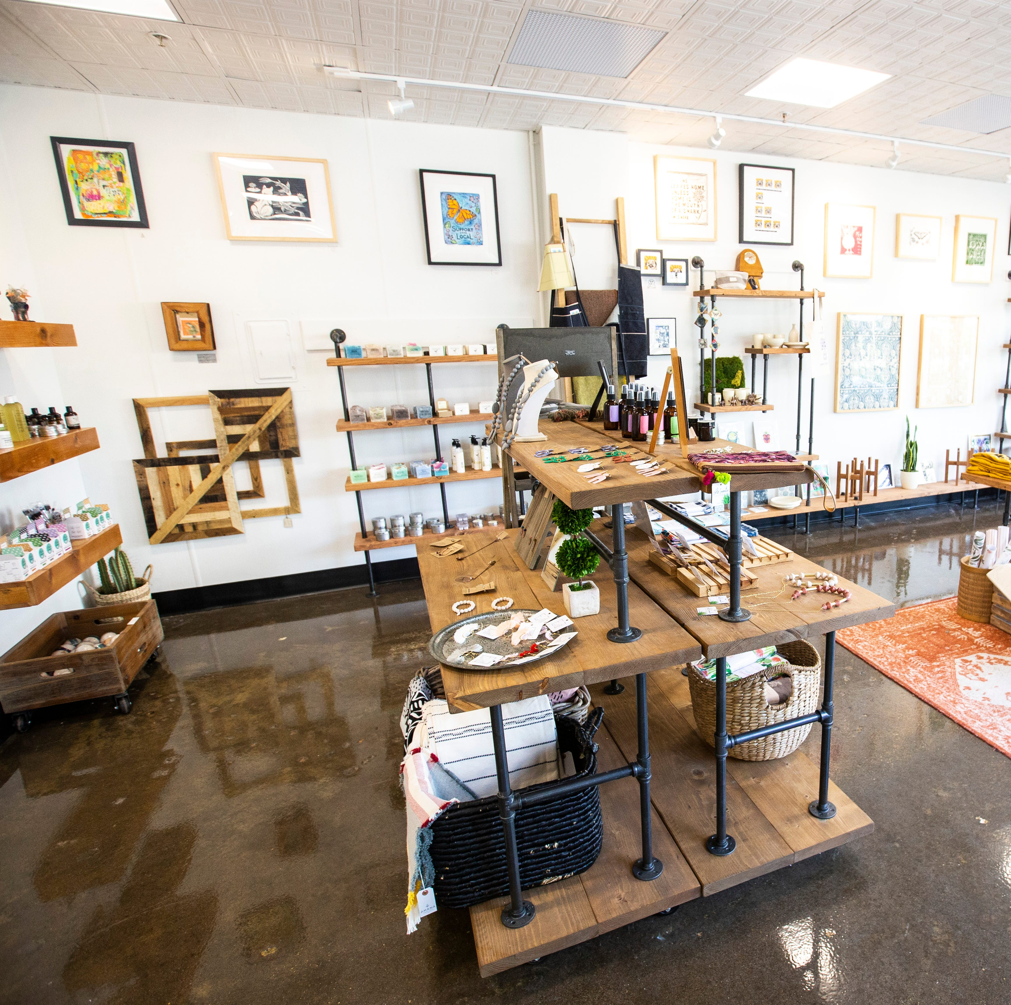 The Makers Loft celebrates new location
