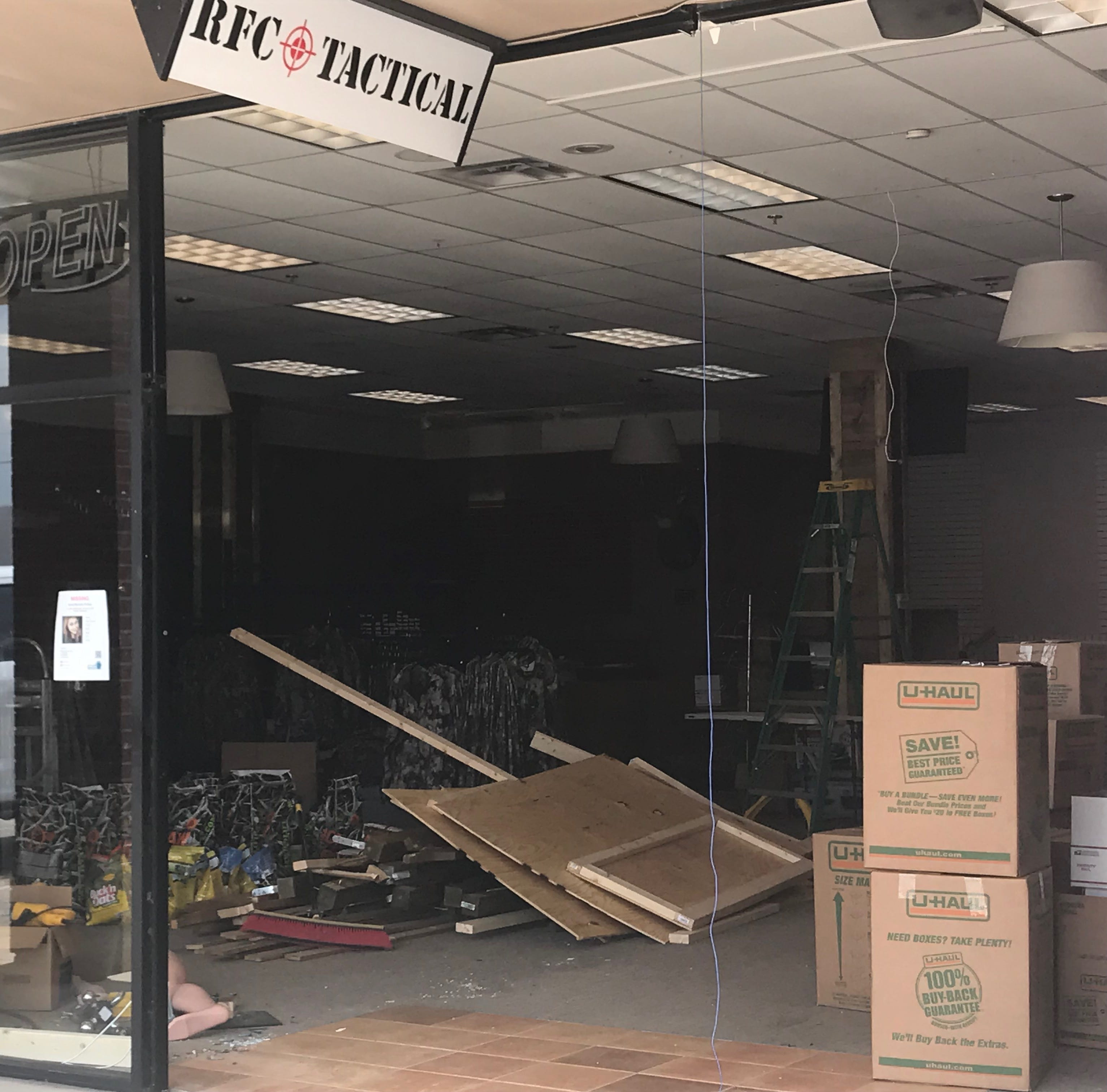 RFC Tactical gun shop closes; proceeds to fund outstanding orders from overwhelmed Rustic Flag business