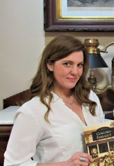 Farragut's Historic Resources coordinator Julia Barham, shown here in the museum, was honored with a Community History Award at the East Tennessee Historical Society's annual dinner on May 14. 2019