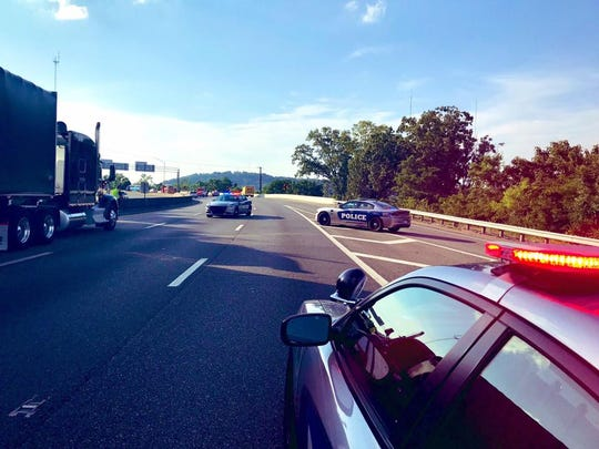 Interstate 275 North was shut down for more than two hours Thursday, May 23, 2019 following a fatal motorcycle crash.