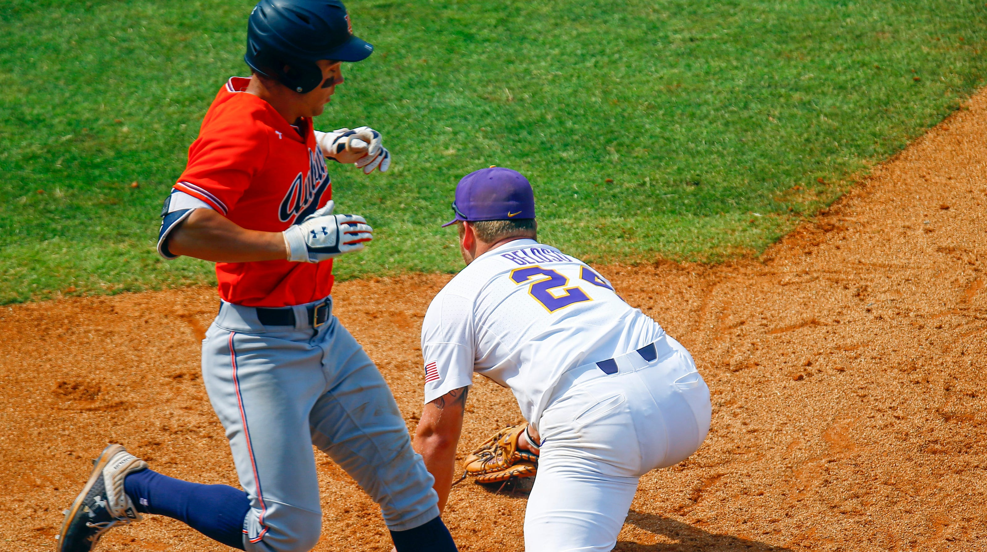 How to watch LSU Tigers baseball at Auburn on TV, live stream plus game times