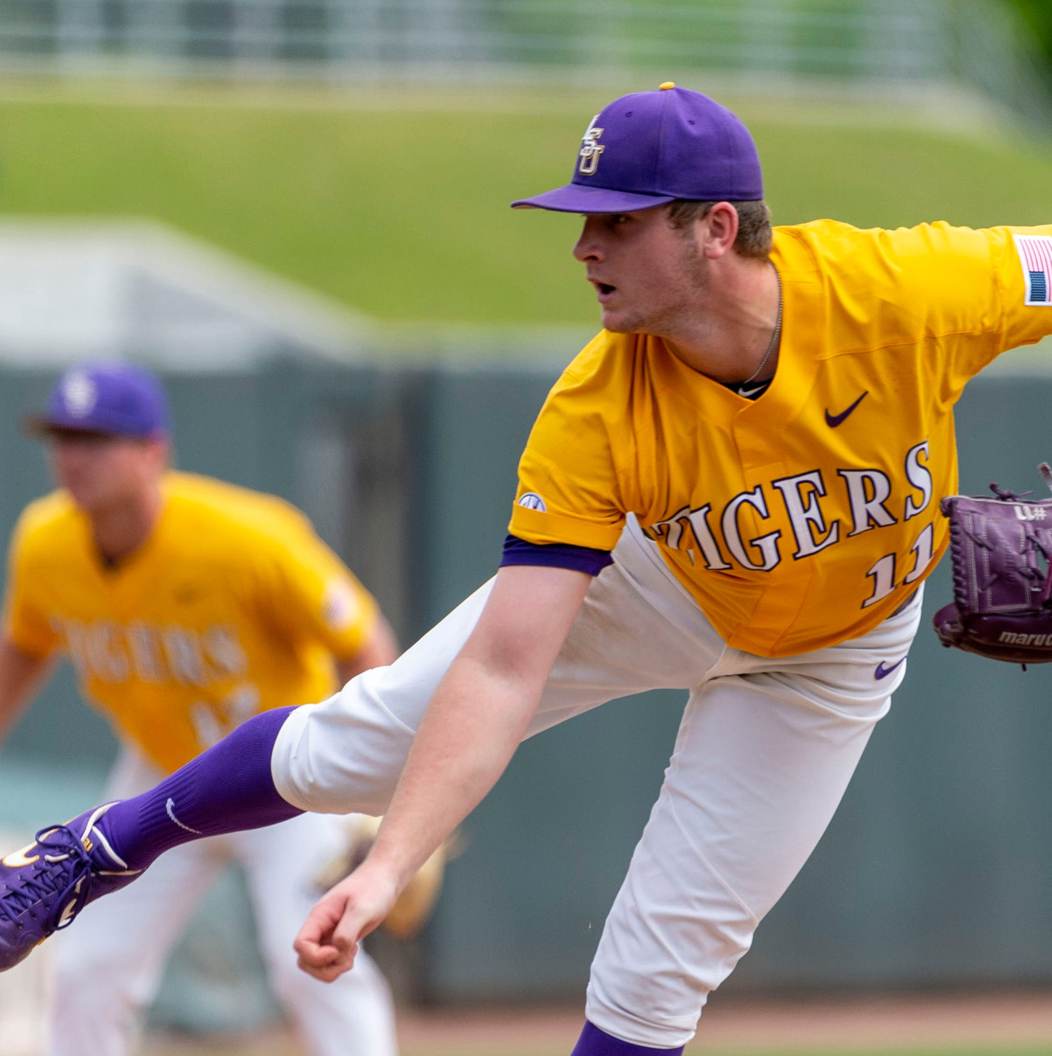 SEC Baseball Tournament 2019: Friday's LSU vs. Mississippi State video highlights, score