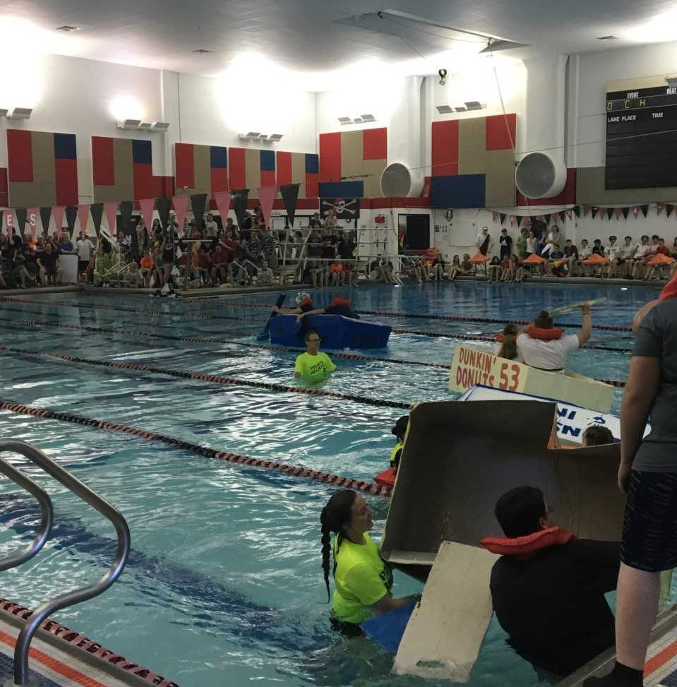 Pirate Regatta makes big splash in Pinckney