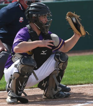 Lexington's Chase Carter was named Division II District 9 Player of the Year by area coaches.