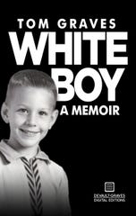 "Author Tom  Graves signs his book ""White Boy"" at 6 p.m. Tuesday at the Novel bookstore."