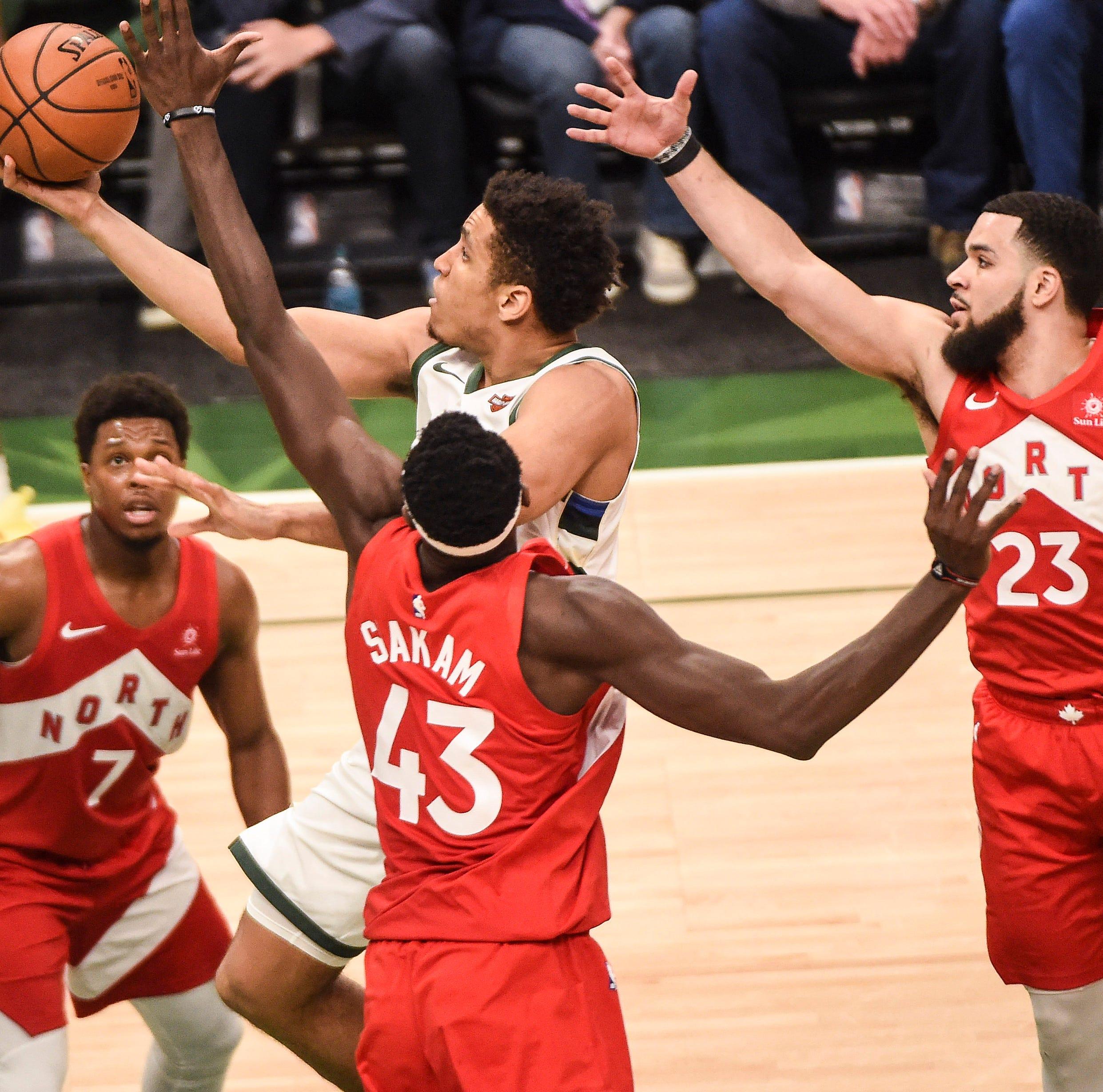 Live Coverage: Bucks-Raptors, Game 5