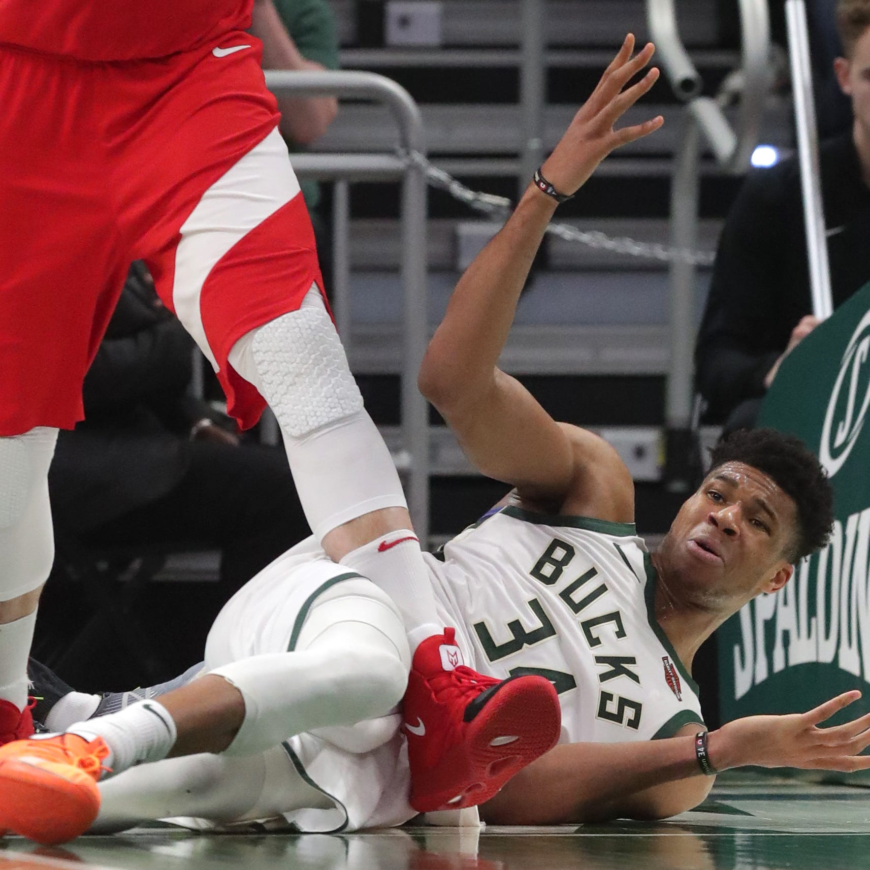 Raptors 105, Bucks 99: Milwaukee on brink of elimination