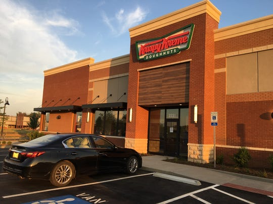 Krispy Kreme opened its newest location June 4 at 2231 Medical Center Parkway in Murfreesboro.
