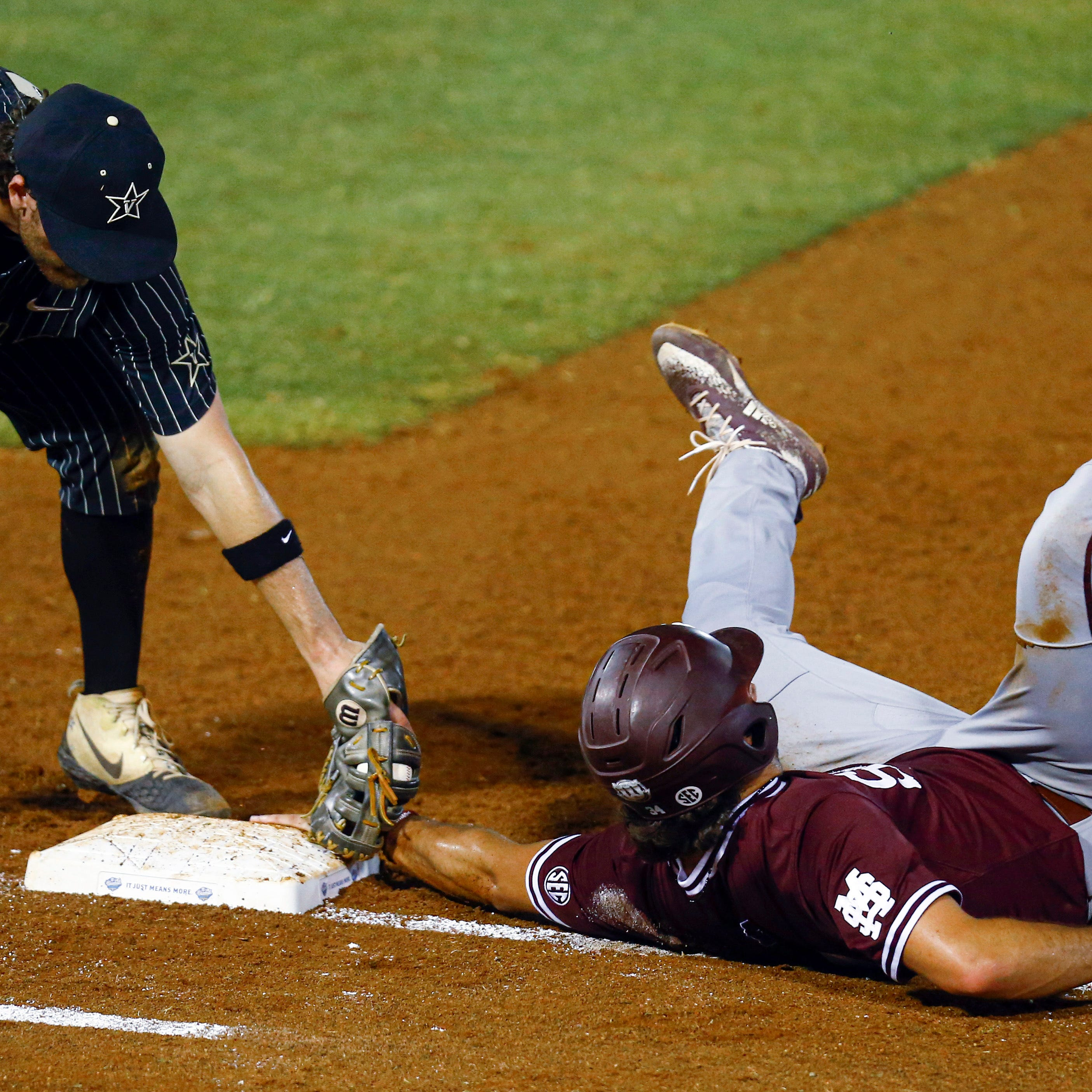 'Baseball happens': Why Mississippi State's batters are struggling in SEC Tournament