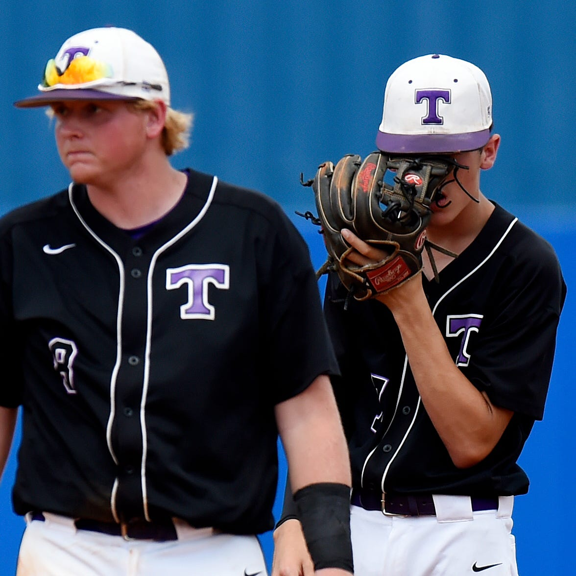 TCA baseball celebrates state title walk-off too early, then loses in extra innings