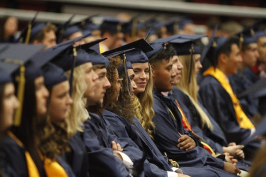 Sycamore High School Class of 2019 held its Commencement Ceremony Friday, May 24, 2019 at the Austin Peay State University Dunn Center in Clarksville.