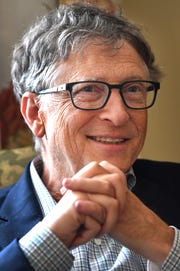 Bill Gates during Nashville visit: We are going to stay invested in Tennessee