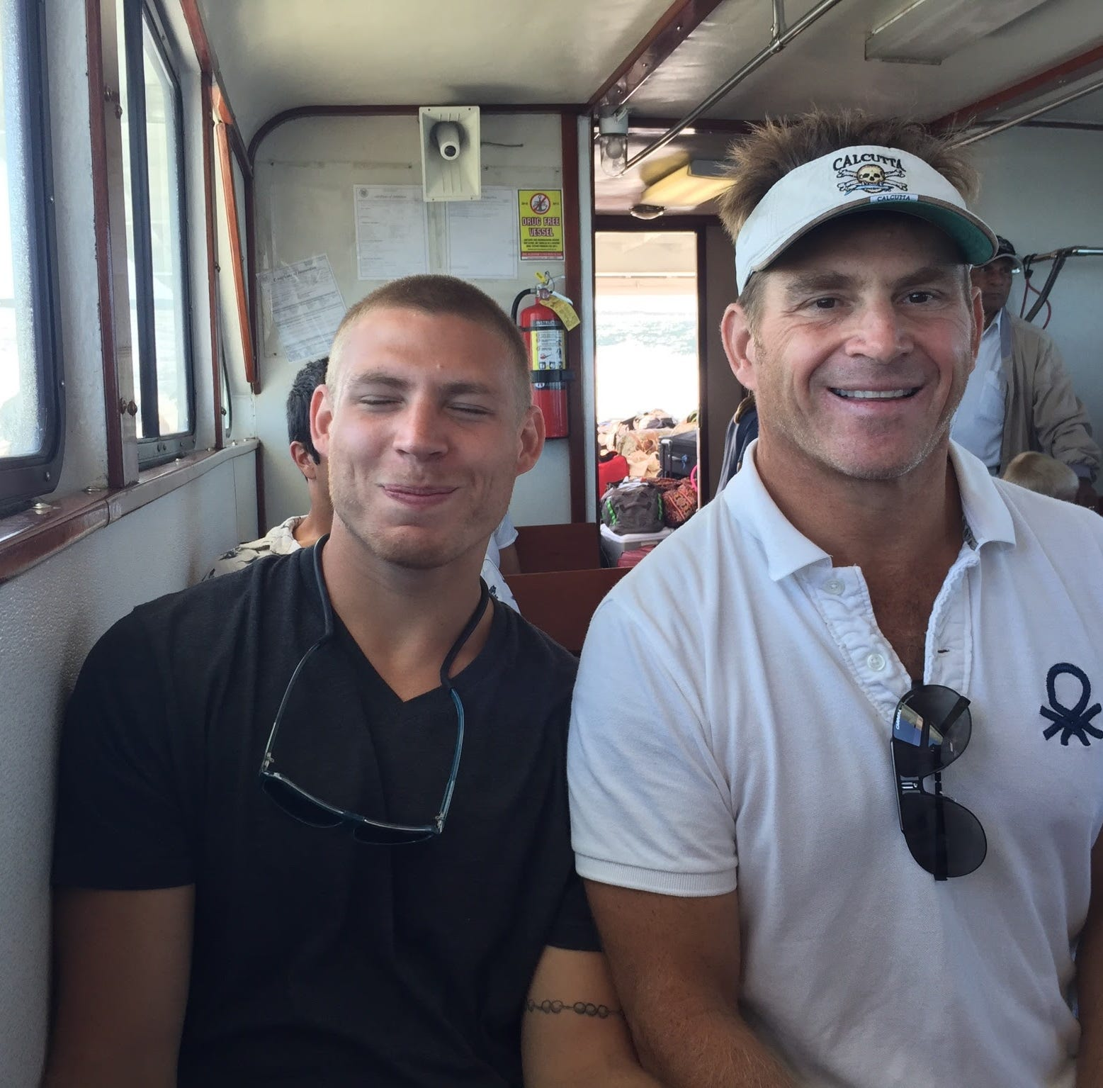After heartbreak, Naples father offers surprise donation to help fight opioid addictions