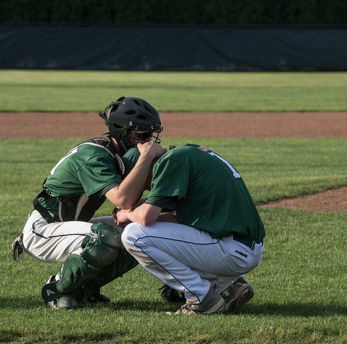Northridge nipped by West Jefferson in district baseball final