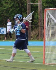 Hunter Rovere had 12 saves as Wayne Valley topped Morris Knolls in the state tournament.
