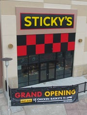 Sticky's is opening its first New Jersey location in Bergen Town Center.
