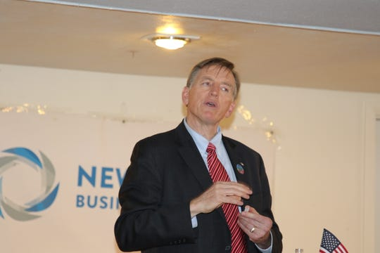 Rep. Paul Gosar (R-AZ) says the Green New Deal proposed earlier this year in Washington, D.C. wasn't about energy.