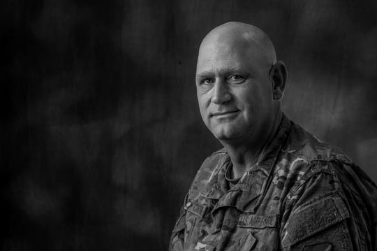 Chief Master Sgt. Eric Corvin, 49th Maintenance Group Quality Assurance superintendent, sought PTSD treatment with the 49th Medical Group on Holloman Air Force Base, N.M. He enrolled in a 12-week program, which focused on the many aspects of PTSD and ways of coming to terms with the issues it causes.
