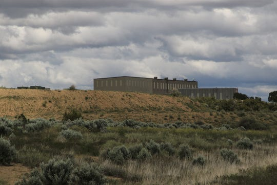 Buildings are pictured, Thursday, May 23, 2019, in the San Juan County Industrial Park.