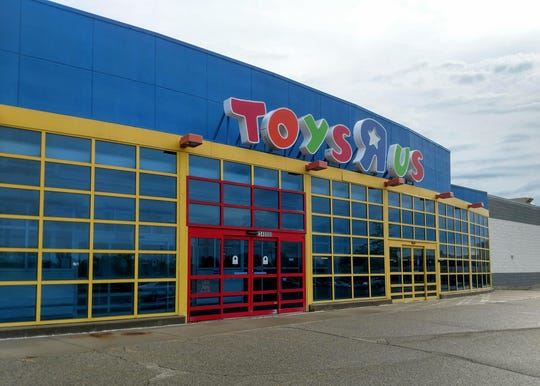 This former Toys R Us store in Westland will soon become the first Volunteers of America secondhand store in the Metro Detroit area.