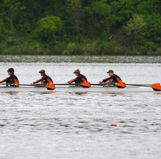Northville Rowing Club sends six boats to national championships