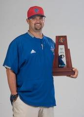 Brett McCullough-2019 All Area Baseball Coach of the Year