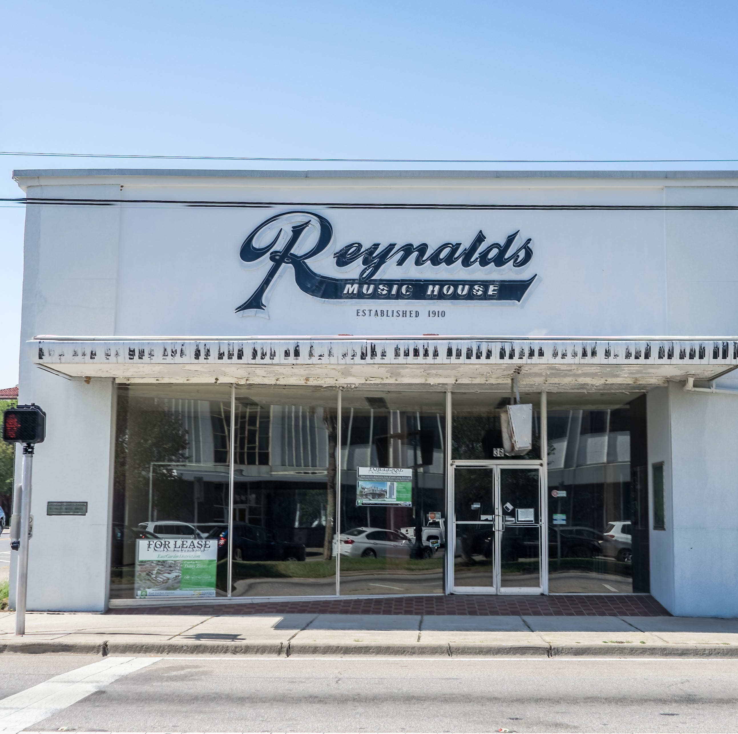 Reynalds Music House on Garden Street is small slice of Pensacola past | John Appleyard