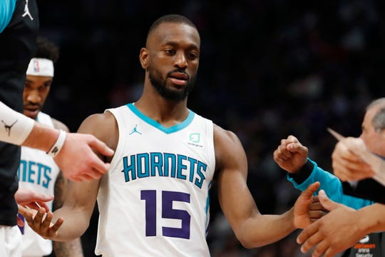 Charlotte Hornets guard Kemba Walker is eligible for a supermax contract. Will he get it?
