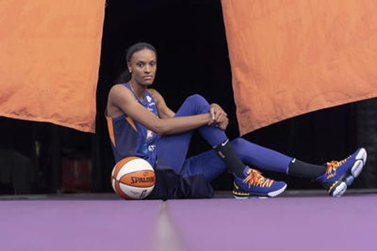 Phoenix Mercury forward DeWanna Bonner, going into her 10th WNBA season, could be a contender for league most valuable player coming off her 2018 All Star season.
