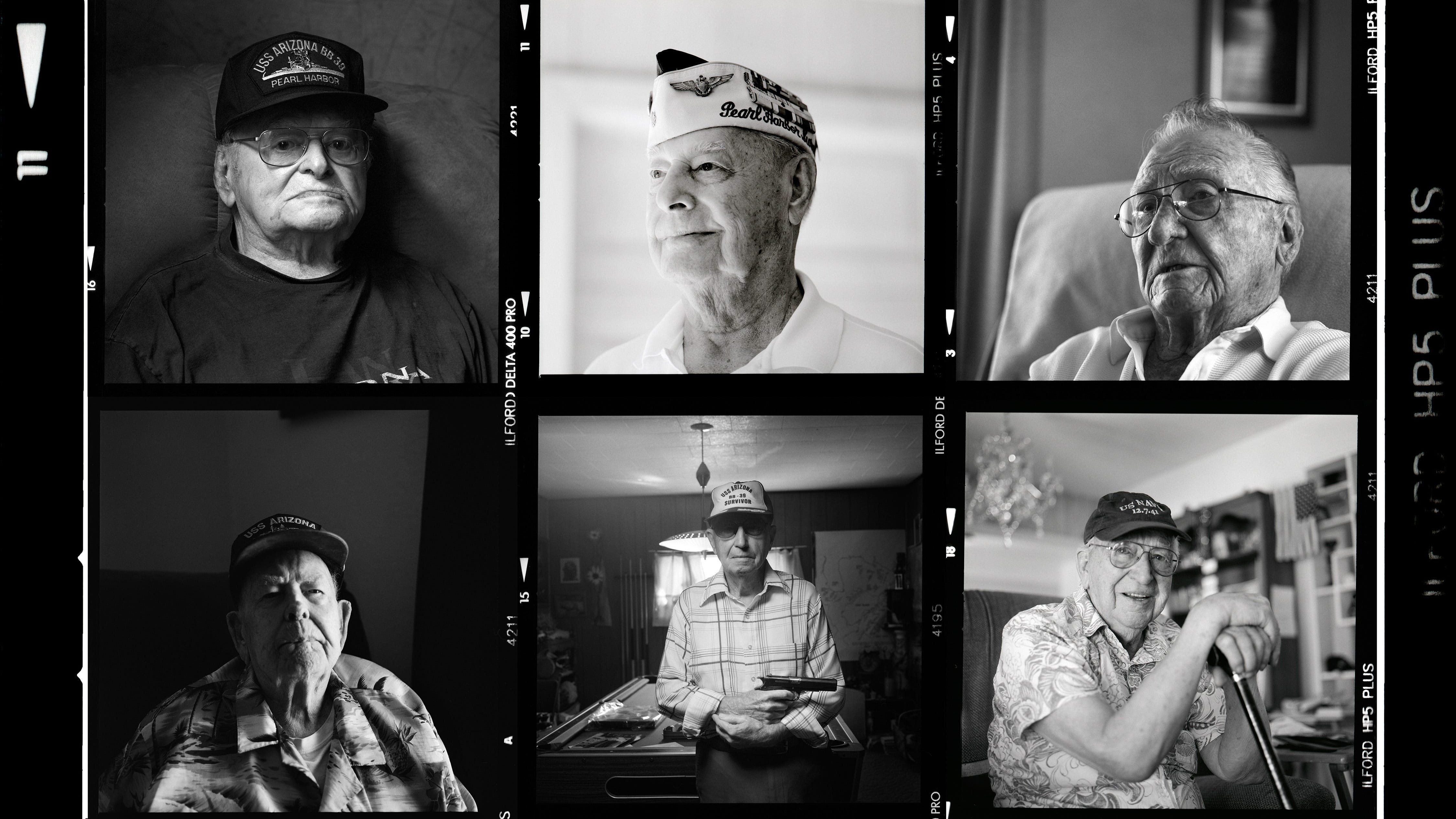 USS Arizona: The men who survived