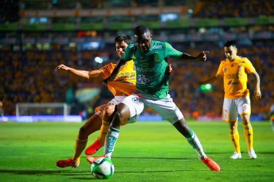 León tuvo para empatar el juego, pero la defensiva felina no cometió errores.