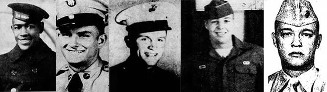 The names of 21 fallen soldiers from St. Clair County who died while serving in World War I, World War II, and the Korean and Vietnam wars, were to be added to the memorial tablet in Pine Grove Park on Memorial Day, May  27, 2019, in Port Huron.
