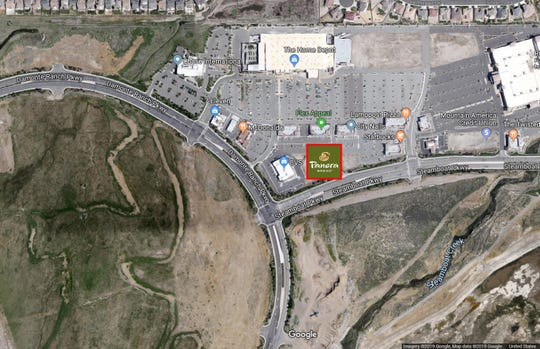 The south Reno Panera Bread will be located near CVS on the corner of Steamboat Parkway and Damonte Ranch Parkway.