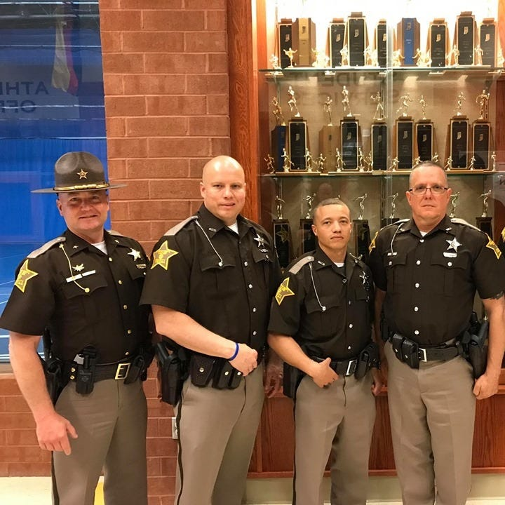 RPD, sheriff's officers graduate from academy; hiring continues