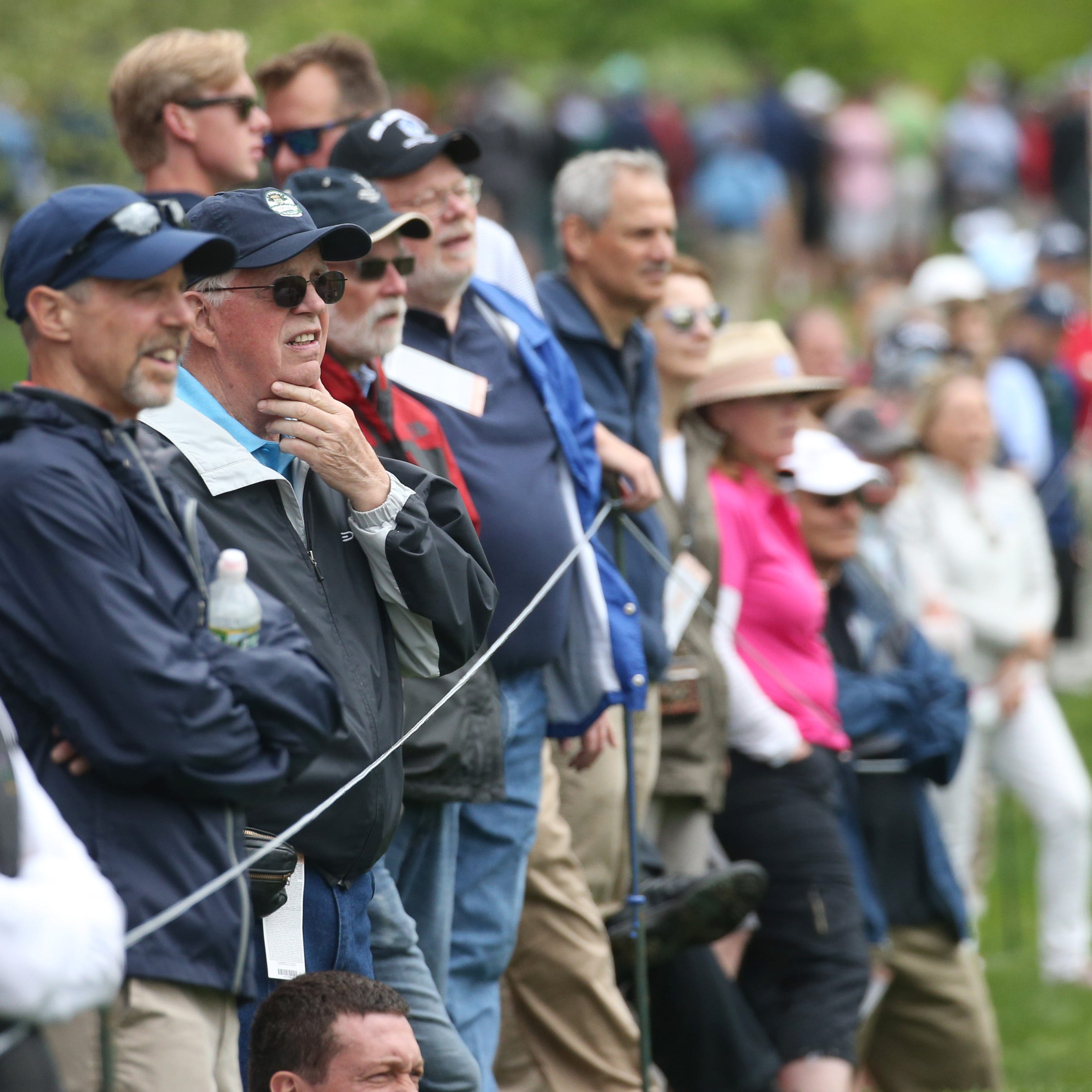 Senior PGA Championship Day 3: Rise and shine, it's time for golf as tee times moved up