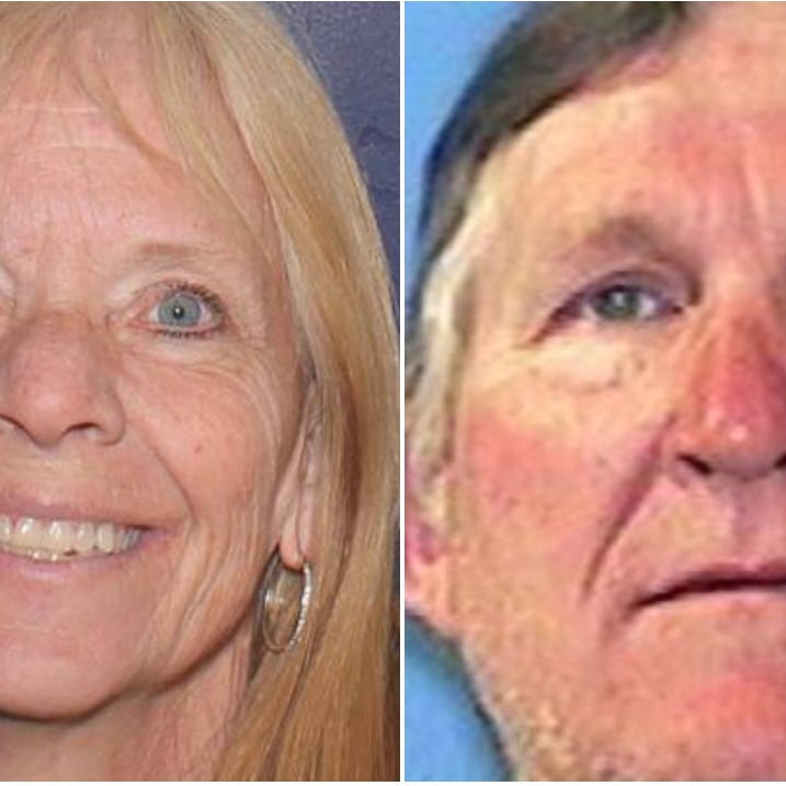 Arizona couple wanted for murder, arson caught in Henrietta