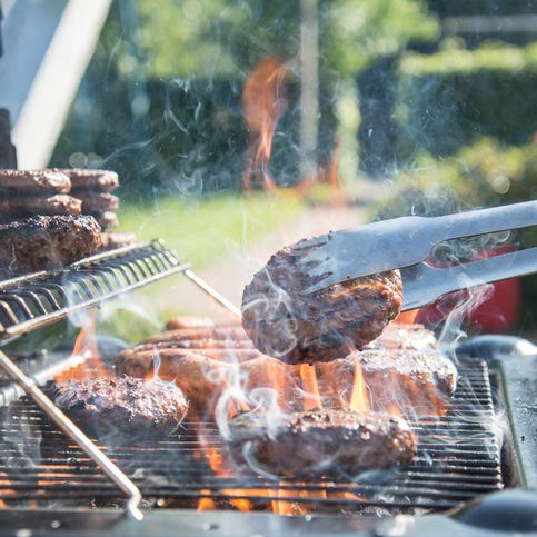 Sorry, but you're grilling your burgers wrong, and it could kill you