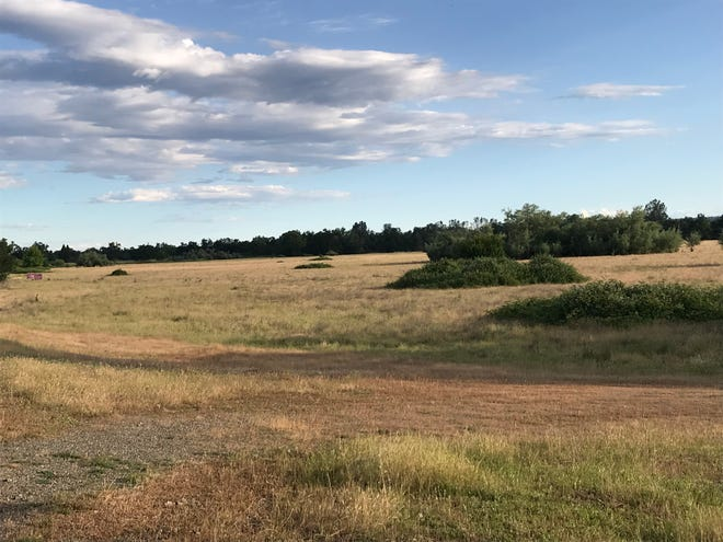 Strawberry Fields is an undeveloped site south of Redding where the Redding Rancheria wants to build a new casino.