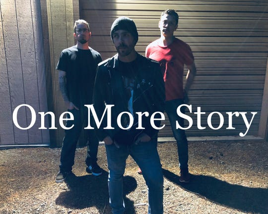 "Salem-based alternative/rock band One More Story is celebrating the release of their EP, ""Prologue,"" with a show May 30, 2019."