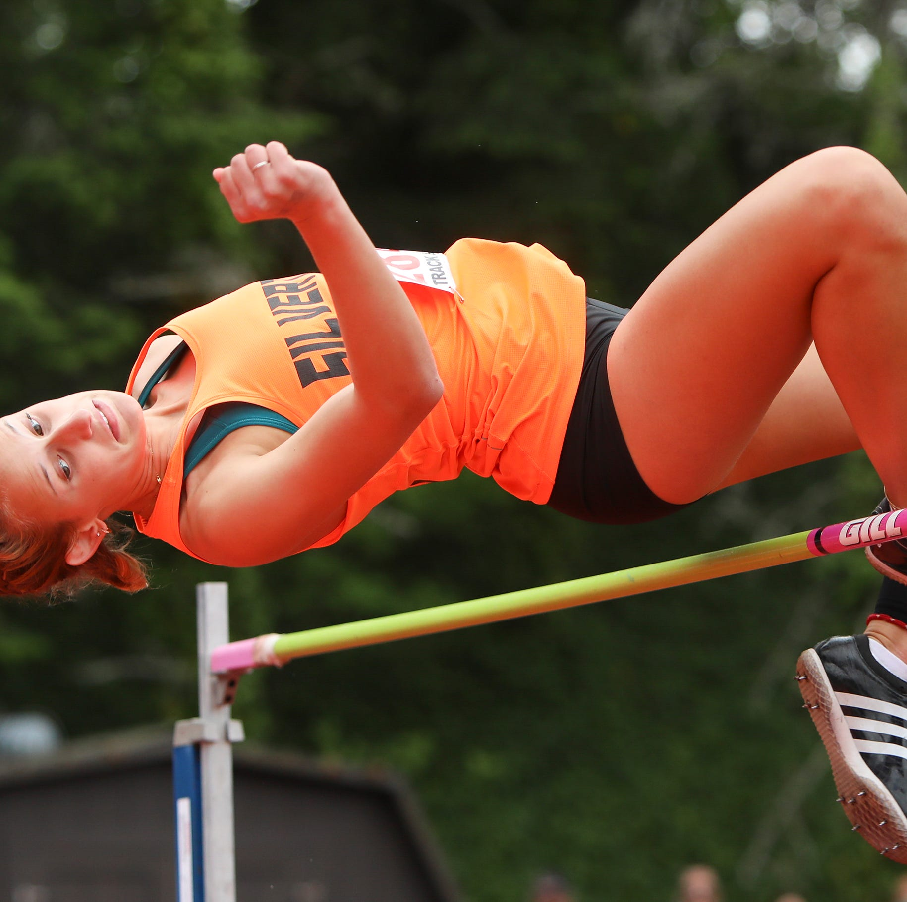 OSAA 6A/5A state track: Roundup of Friday's first-day action