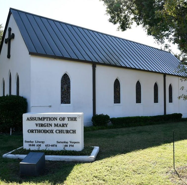 Assumption Parish serving Orthodox Christians in West Texas since 1930s